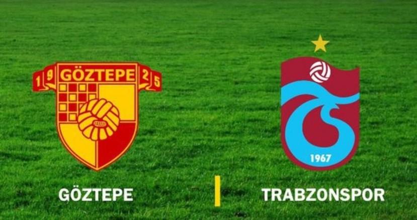 1-3 Göztepe - Trabzonspor