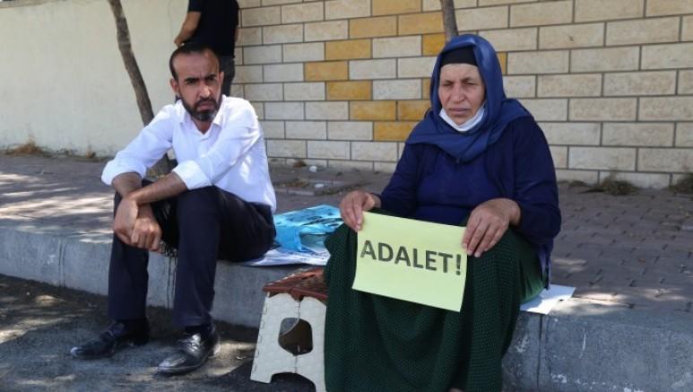 112 Gündür  Şenyaşar ailesi Adalet arıyor