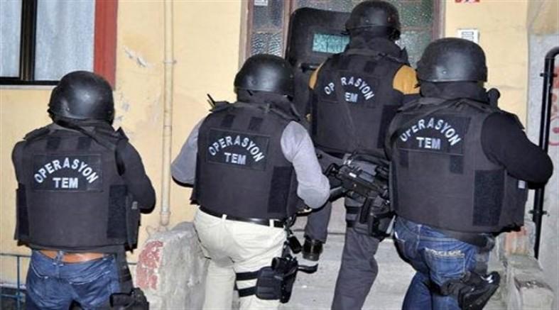 12 ilde ESP operasyonu: 48 gözaltı