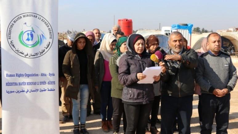 3 Yılda Efrîn'nin Demografisi Değiştirildi