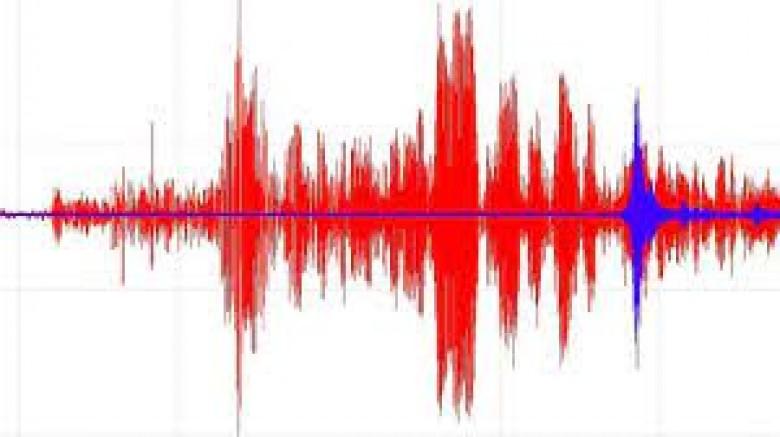 5,9 şiddetinde deprem