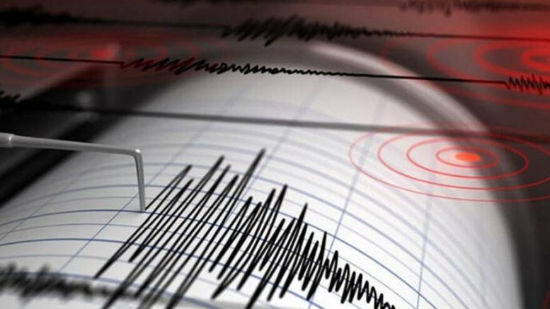 6,3 büyüklüğünde deprem