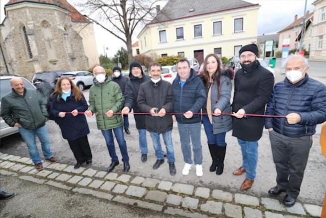 AABF St.Pölten Birleşenleri Yeni Cemevi'nin açılısını yaptı