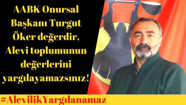 AABK Onursal Başkanı Turgut Öker, bugün Hâkim karsısına çıkıyor