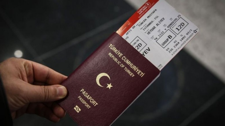 AB Ülkeleri aşı olmayan vize vermiyor