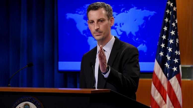 ABD Dışişleri Bakanlığı Sözcüsü Ned Price: Kavala'yı derhal serbest bırakın | Haberler > DÜNYA