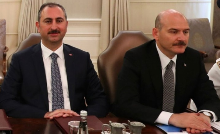 Adalet Bakanı Abdulhamit Gül ile Soylu arasında güvenlik  Soruşturması krizi