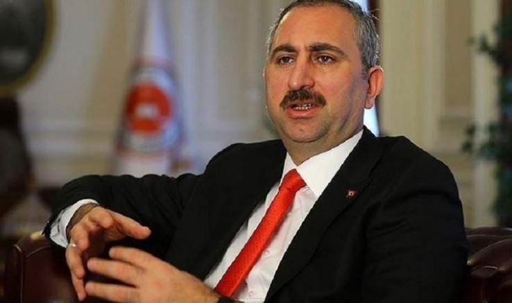 Adalet Bakanı Gül: Meclis'ten nasıl bir metin çıkarsa çıksın…