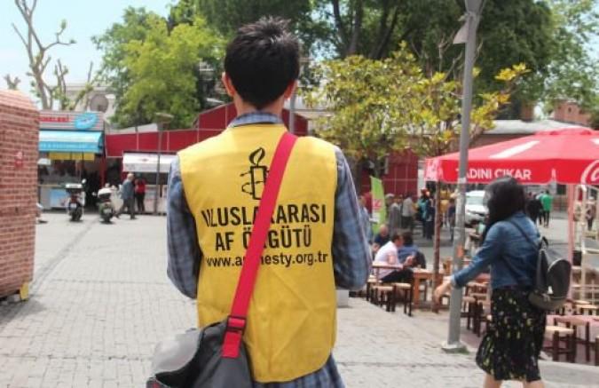 Af Örgütü Türkiye'den zorla kaybedilme iddialarını sordu
