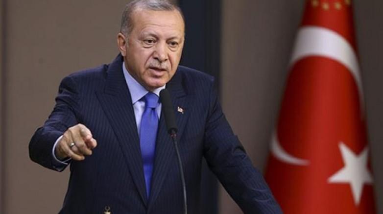 Affet bölgesine giden Erdoğan: Şu yamaçlarda 5 kat 10 kat bina yapmayın