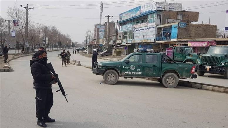 Afganistan'ın başkenti Kabil'de iki bombalı saldırıda 3 kişi yaşamını yitirdi