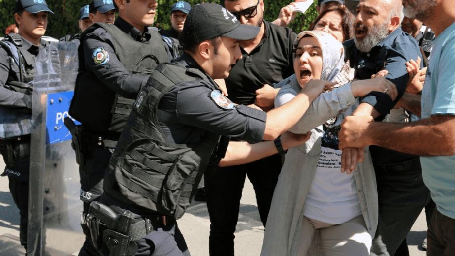 Akit TV'de Fatin Dağıstanlı'nın soruları Melek Çetinkaya'yı tutuklattı
