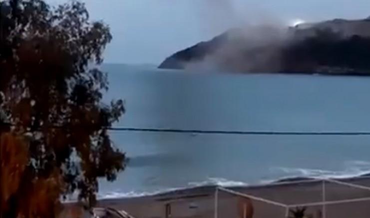 'Akkuyu Nükleer Santrali'nde patlama gerçekleşti' iddiası (VİDEO)