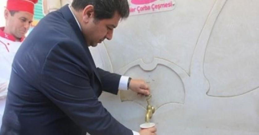 AKP'li belediyenin Çorba Çeşmesi AKP'li başkan yardımcısının şirketine Akıyor