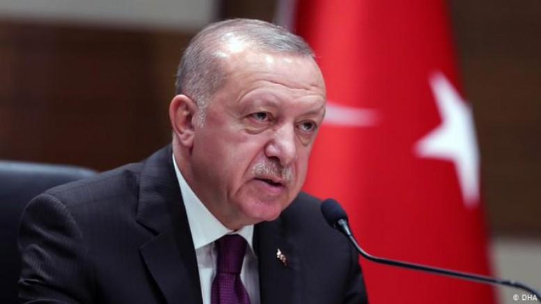 AKP'li Cumhurbaşkanı Erdoğan: İstanbul Büyükşehir Belediye Başkanlığı görevini devraldığımda İstanbul'da ağaç mağaç yoktu