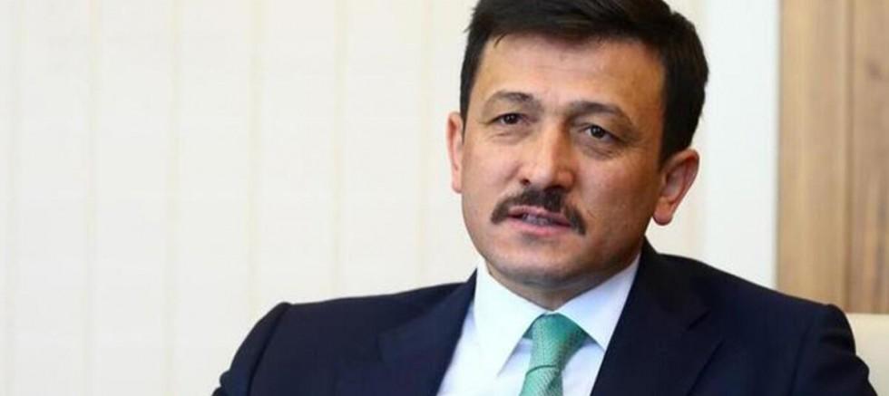 AKP'li Hamza Dağ: Bir parti ile aynı noktada olan medya kuruluşları var