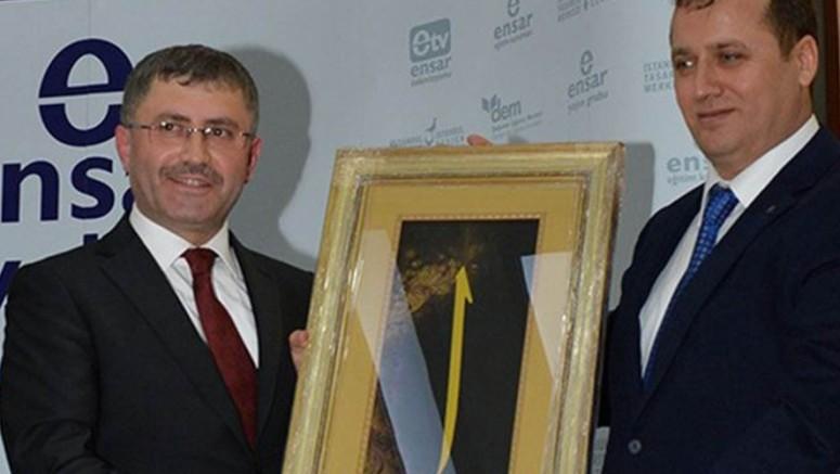 AKP'li Üsküdar Belediyesinden Ensar Vakfı yöneticisine milyonluk ihale