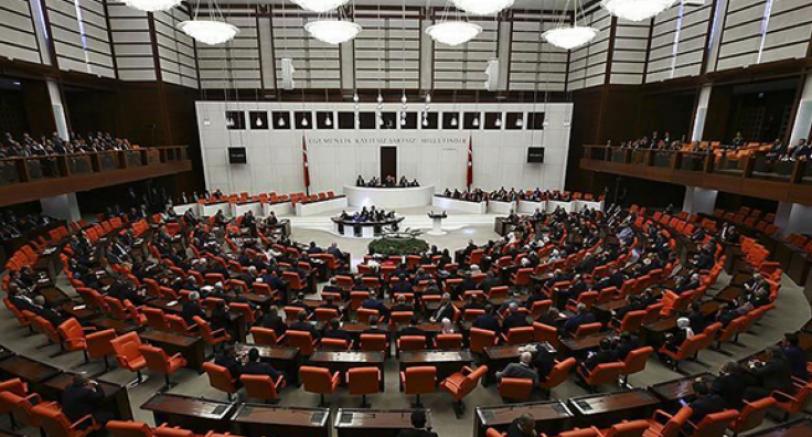 AKP MHP'nin oylarıyla 'Güvenlik soruşturması' Meclis'ten geçti