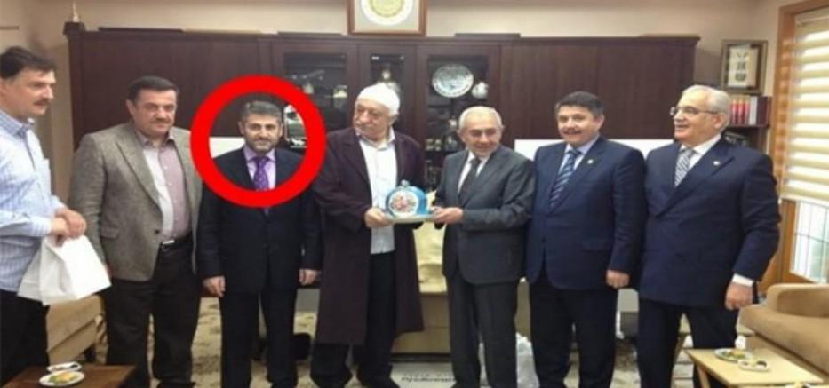 AKP milletvekili Nureddin Nebati, Pensilvanya'ya gidip FETÖ'yü ziyaret etmiş