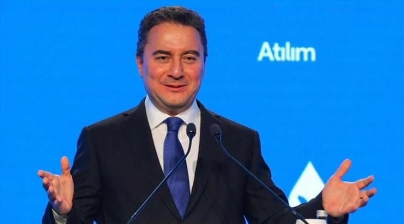 Ali Babacan Şanlıurfa'ya geliyor