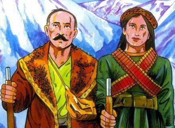 Alişer ve Zarife Ölümsüzdür
