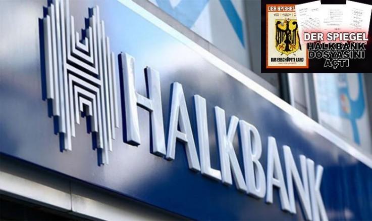 """Alman Der Spiegel """"Halkbank ve Erdoğan"""" dosyasını açtı"""