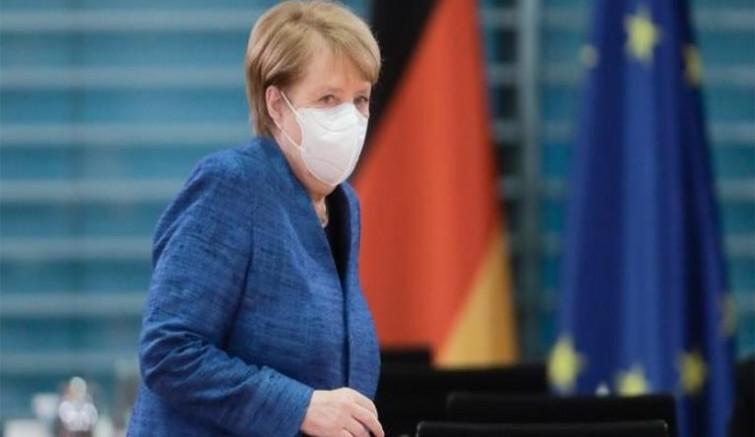 Almanya'da sıkılaştırılmış tedbirler 31 Ocak'a kadar uzatıldı