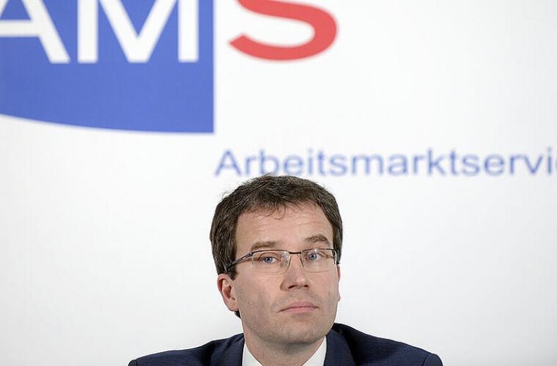 AMS Başkanı Johannes Kopf, 2021'de işsizlik rakamları için olumlu konuştu