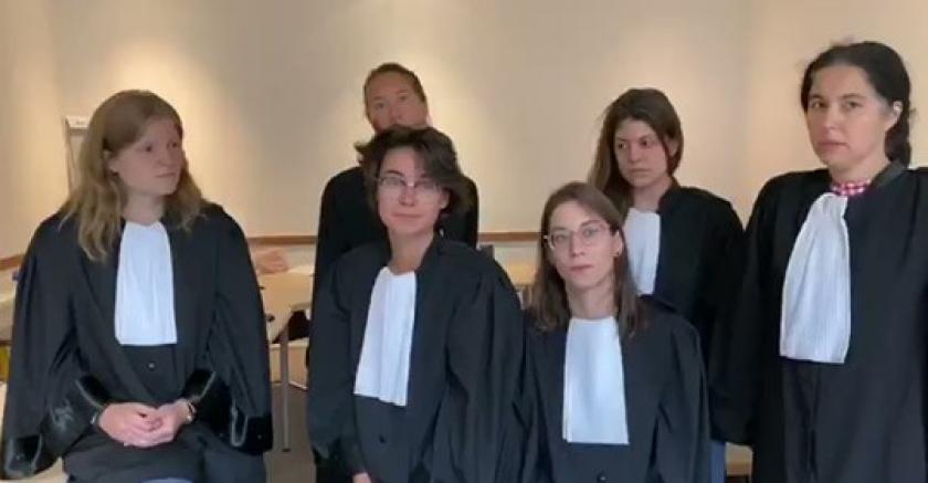 AnwältInnen - NEWS- Türkei Kampf für faire Verfahren - Turkey Struggle for Fair Trials