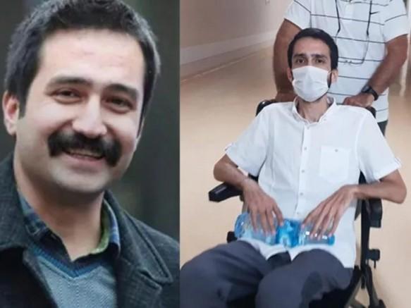 Av.Aytaç Ünsal'ın sağlık durumu, hapishane koşullarında giderek kötüleşiyor