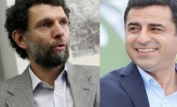 Avrupa Konseyi'nden Selahattin Demirtaş ve Osman Kavala kararı: 30 Eylül'e kadar süre