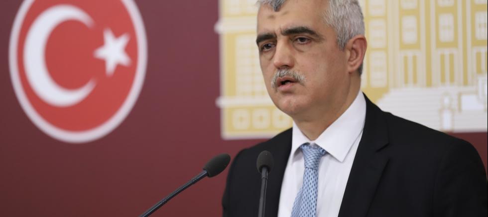 Avrupalı parlamenterlerden Cumhurbaşkanı Erdoğan'a 'Ömer Faruk Gergerlioğlu' için mektup
