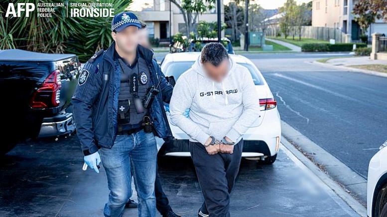 Avustralya polisinden, ülke tarihinin en büyük uluslararası organize suç operasyonu