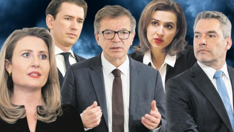 Avusturyalı politikacılar Ölüm tehditleri nedeniyle koruma altına görevlerine devam ediyor