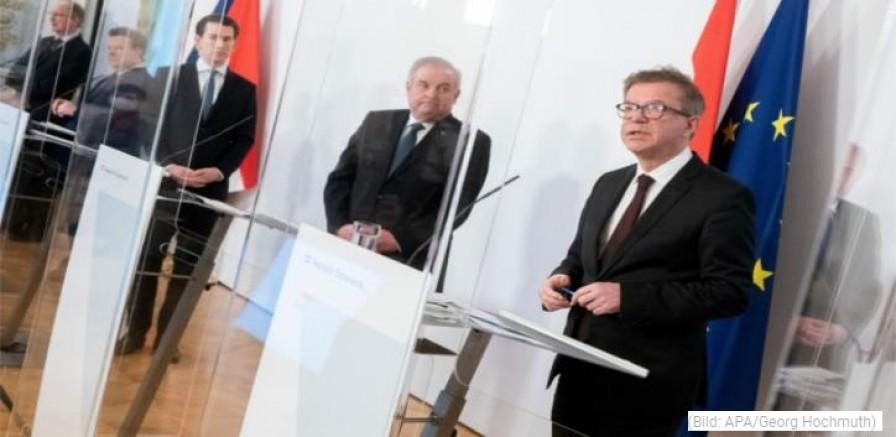 Avusturya'da sıkılaştırma 8 Şubat'a kadar uzatıldı