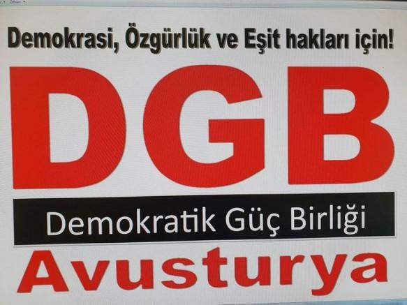 Avusturya Demokratik Güç Birliği'nden Kamuoyuna çağrı