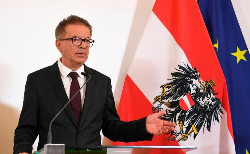 Avusturya sağlık bakanı Anschober İstifa etti