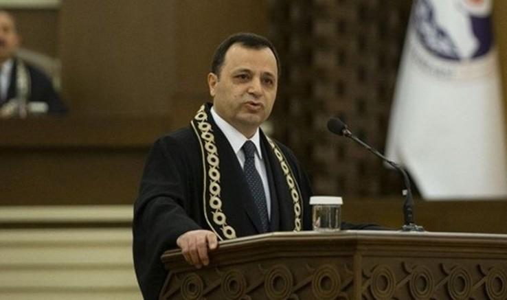 AYM Başkanı Zühtü Arslan: Kararlar uygulanmasa Anayasa tamamen işlevsiz hale gelir