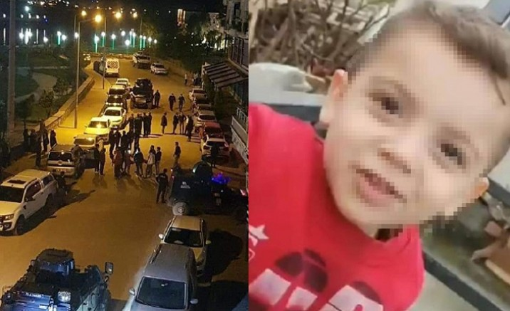 Baba 3 yaşındaki oğlunu Dicle Nehri'ne attı
