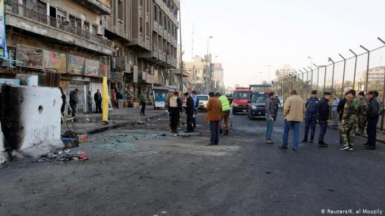 Bağdat'ta çifte intihar saldırısı; çok sayıda ölü ve yaralı var