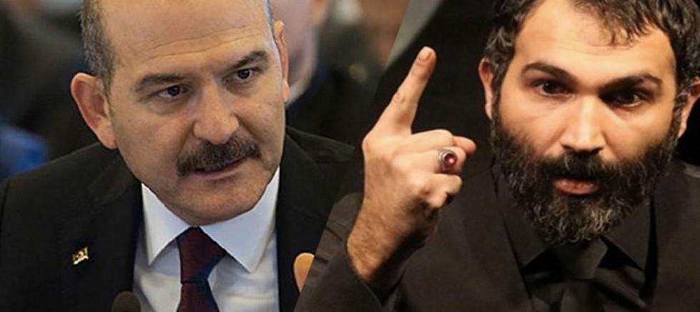 Barış Atay'dan Süleyman Soylu'ya Kürşat Ayvatoğlu tepkisi