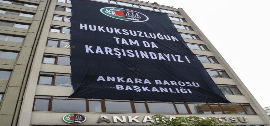 Barodan ortak açıklama: Antidemokratik tavrı kabul etmiyoruz