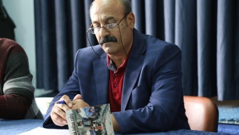 Basın açıklamaları gerekçe gösterilerek Kürt yazar Adil Başaran tutuklandı