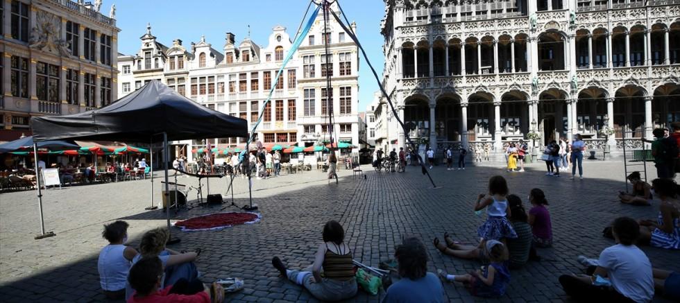 Belçika'da termometreler 37 dereceyi gördü