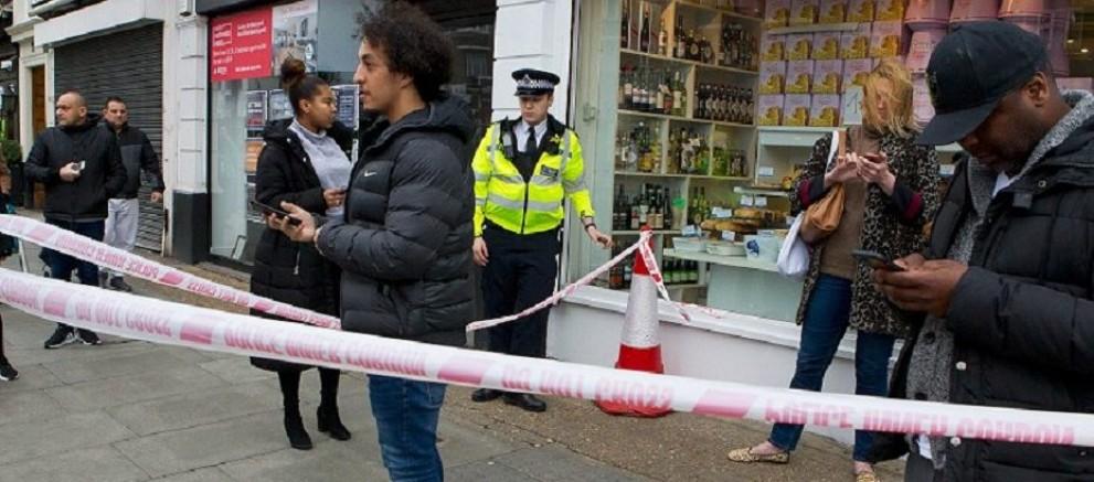 Belçika'nın Gnet şehrinde bıçaklı saldırı