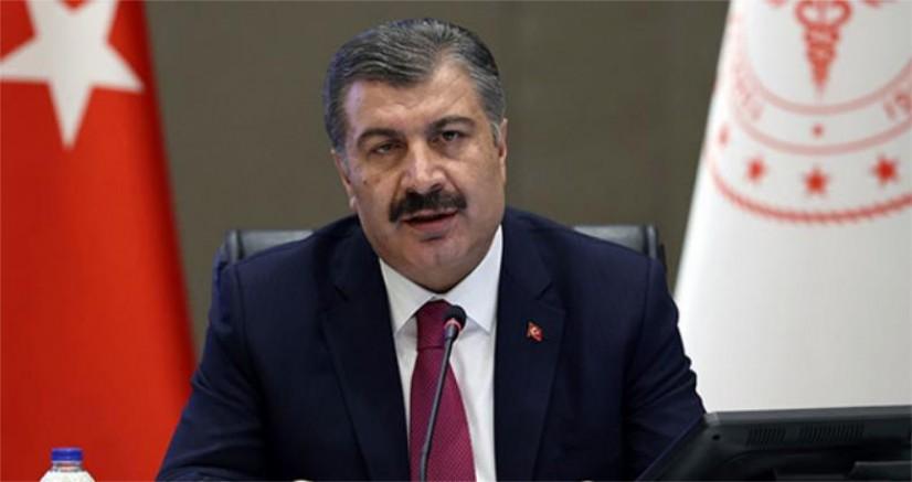 Bilim Kurulu toplantısı ardından Sağlık Bakanı Koca topu Erdoğan'a attı