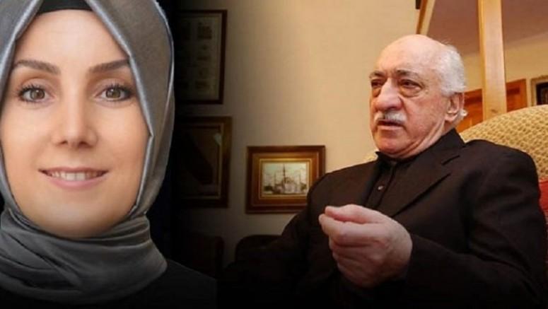 CHP İl Başkanı Kaftancıoğlu'na 'militan' diyen AKP'li Bahar Ayvazoğlu'nun, FETÖ mesajı ortaya çıktı