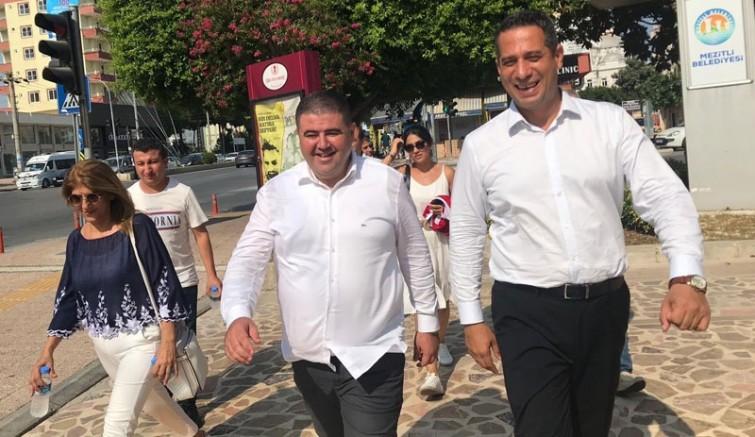 CHP'li ilçe başkanı gözaltına alındı