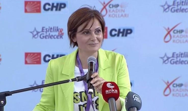 CHP'li Kaftancıoğlu'ndan Erdoğan ve Soylu'ya tazminat davası