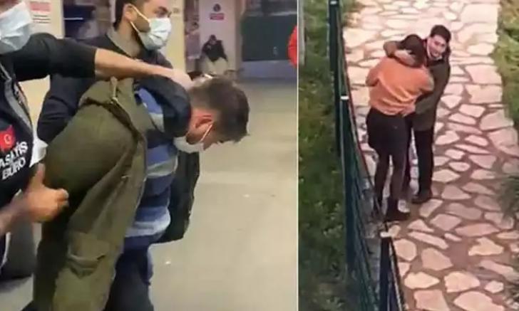 Cihangir tacizcisi tutuklandı